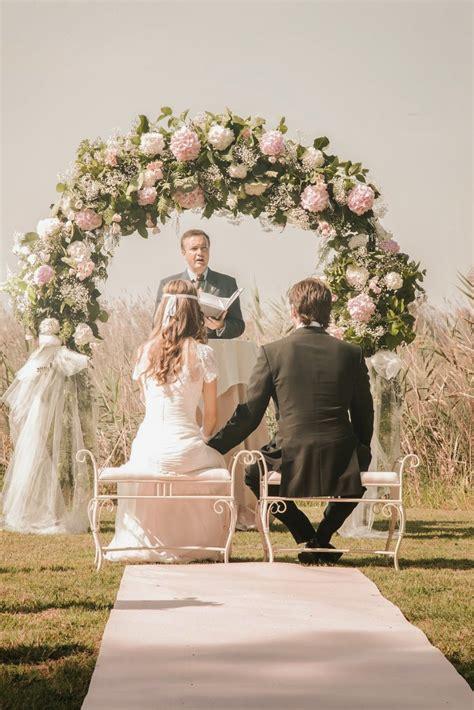 ¡Pon un arco de flores en la decoración de tu boda!   Blog ...