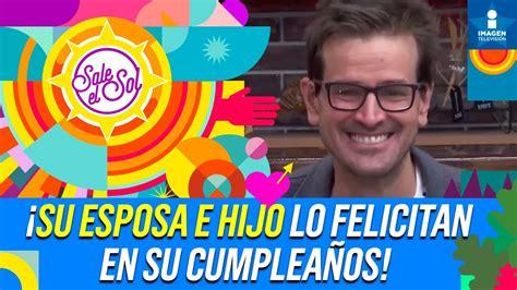¡Poncho Vera agradece ENTRE LÁGRIMAS las felicitaciones de ...