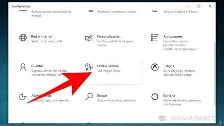 Poner el teclado español: cómo cambiar la distribución de ...