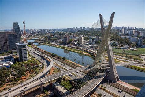 Ponte Octávio Frias de Oliveira 4k Ultra Fondo de pantalla ...