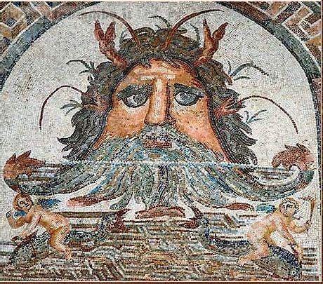 Ponto u Océano | Mitología clásica Tema 2: Los mitos ...