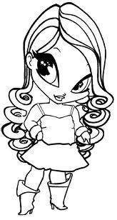 Pop Pixie para dibujar y pintar   colorearrr