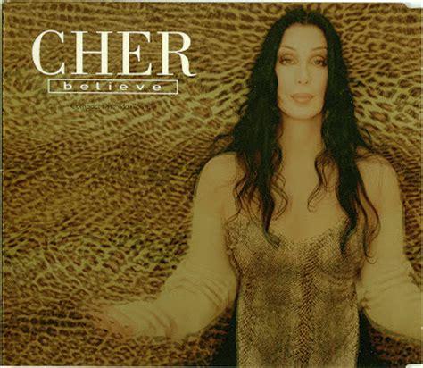 POP  TIL YOU PUKE!: Cher   Believe    CD Single    1998