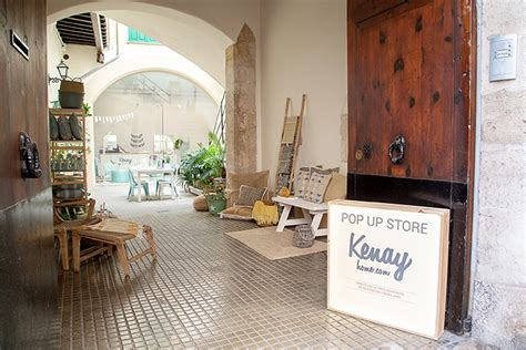 Pop Up Store Kenay Home | TheTrendyIsland