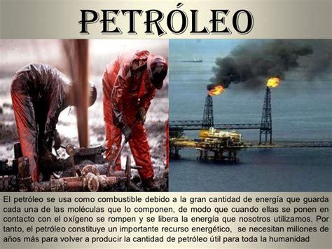 ¿Por qué el petroleo es un recurso no renovable? ️ ...