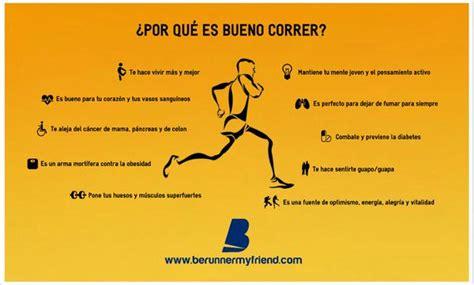 ¿Por qué es bueno correr?   Revista CriTeri