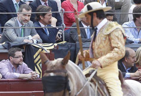 ¿Por qué Felipe VI no va a los toros?   Cultura   EL PAÍS