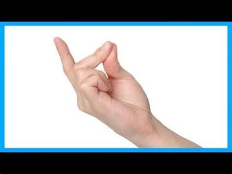 Por que hace sonido al chasquear los dedos ?   YouTube