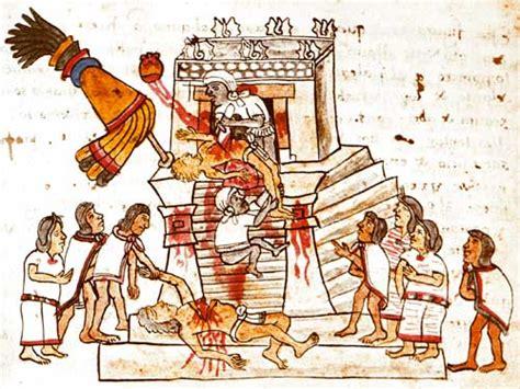 ¿Por qué hacían sacrificios los mexicas? – Potosinoticias.com
