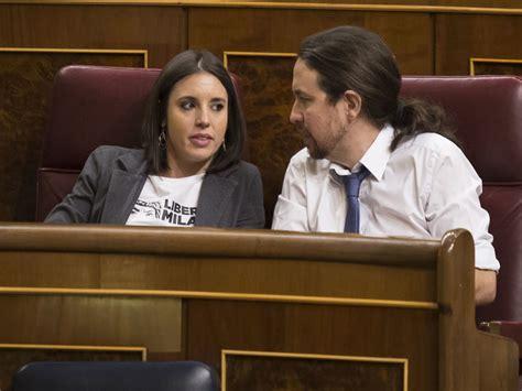 Por qué Irene Montero no seguirá los pasos de Tania Sánchez