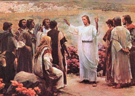 ¿Por qué Jesús escogió un número de setenta discípulos ...