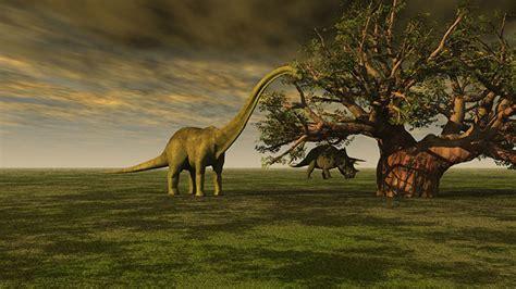 ¿Por qué los dinosaurios evitaron una zona del planeta ...