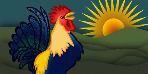 Por qué los gallos cantan de día. Leyenda filipina para ...
