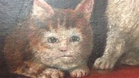 ¿Por qué los gatos en las pinturas de la Edad Media tenían ...