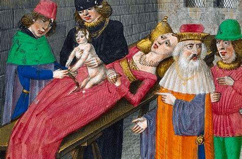 ¿Por qué pintaban mujeres embarazadas muertas en la Edad ...