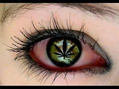Por que se ponen los ojos rojos al consumir marihuana ...