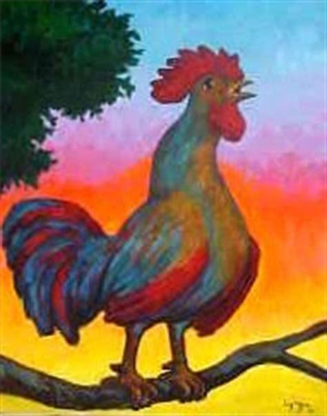 Porque los Gallos cantan al Amanecer | cabrobueno