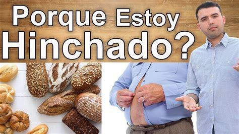 Porque Tengo el Estómago Inflamado   9 Causas de Hinchazón ...