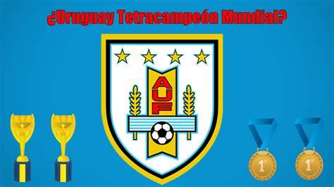 ¿Porque Uruguay tiene 4 Estrellas en su Escudo?¿Uruguay es ...