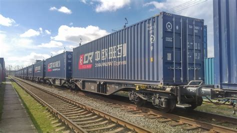Port of Hamburg   New Route for Container Trains in UTLC ...