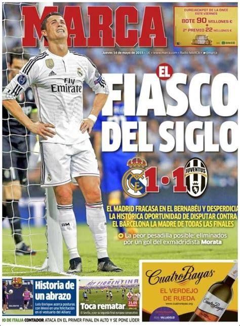 Portada de Marca  España  | Periodico deportivo ...