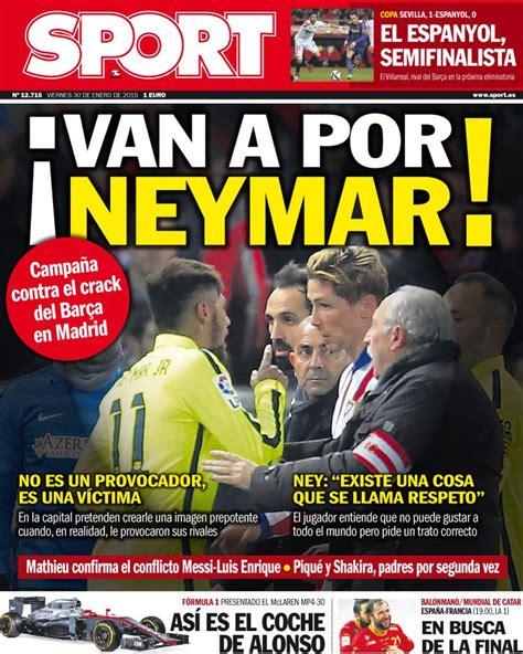 Portadas de los periódicos deportivos de España y Europa ...