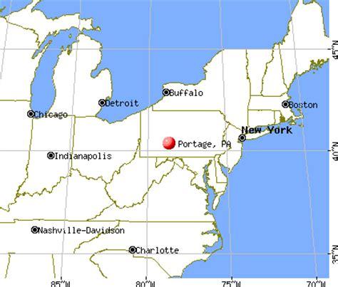 Portage, Pennsylvania  PA 15946  profile: population, maps ...