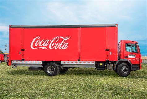 Portal Estrada   Coca Cola FEMSA recebe 48 caminhões Atego ...