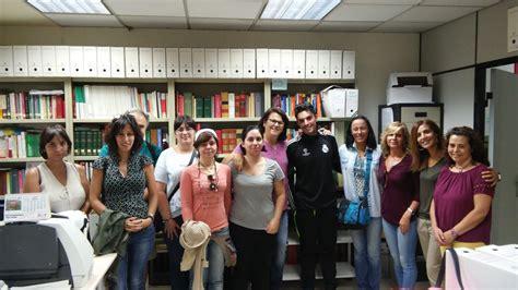 Portal GAdE   Nueva visita al Archivo Municipal de Leganés