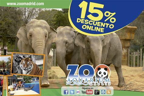 portaldescuento: 15% DE DESCUENTO EN ZOO AQUARIUM MADRID