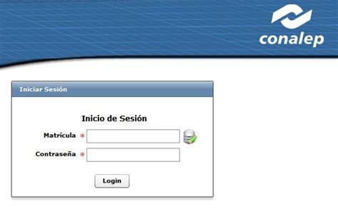 PORTALES DE INTERNET CONALEP V. CARRANZA II