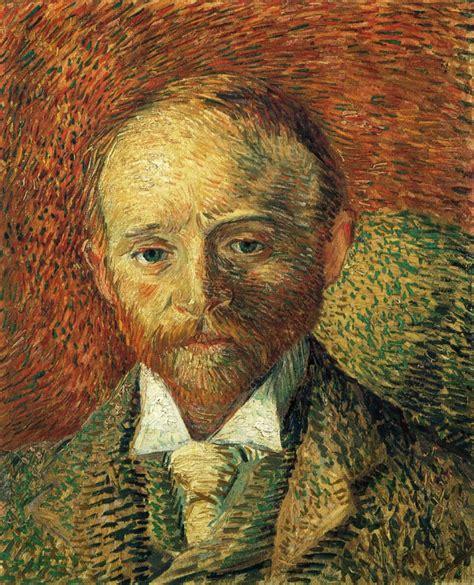 Portrait of Alexander Reid, 1887   Vincent van Gogh ...