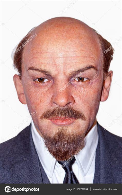 Portrait of the leader of world revolution   Vladimir ...