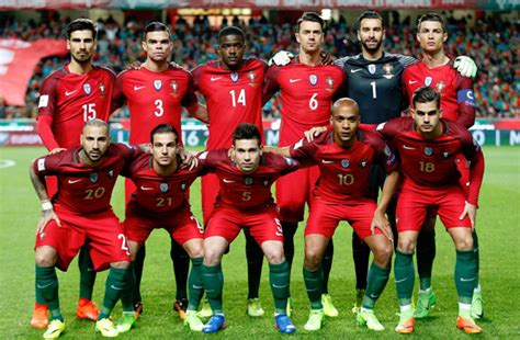 Portugal en la Copa Confederaciones Rusia 2017 – Especial ...