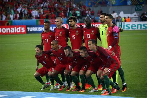 Portugal Football Soccer Team   World Cup 2018