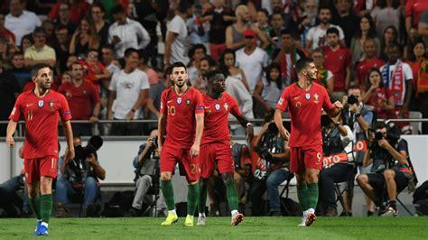 Portugal   Italia: Resultado, resumen y goles  1 0  | Liga ...