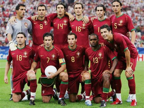 Portugal National Team: 2000 2012 – My Tiny Obsessions