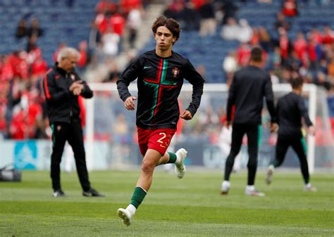 Portugal optimistic Felix will fill Ronaldo s shoes ...