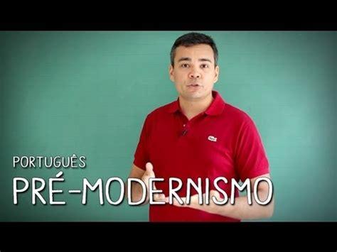 Português   Pré Modernismo: Principais Autores   YouTube