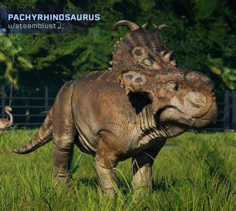 Posibles dinosaurios para Jurassic World Evolution ...