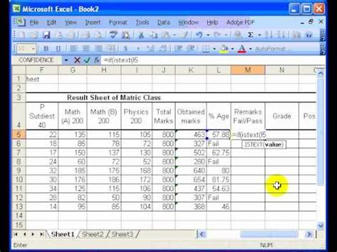 position calculate in excel   YouTube