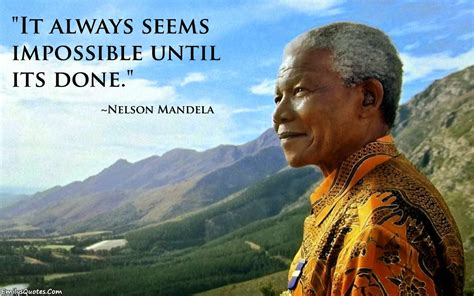 Positive Thinking: Nelson Mandela Quotes