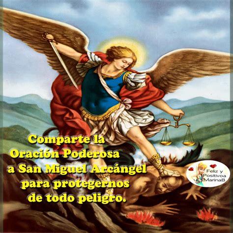 Positivoa: Oración a San Miguel de arcángel para ...
