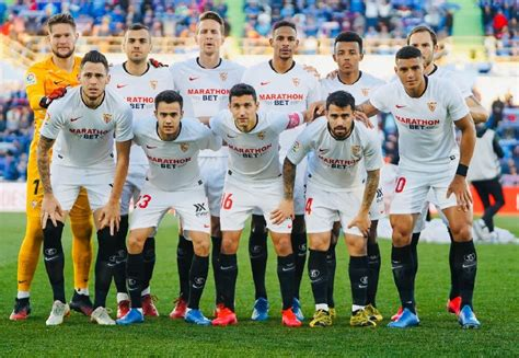 Post oficial Sevilla FC 2019 / 2020  actualizado 23/04/20