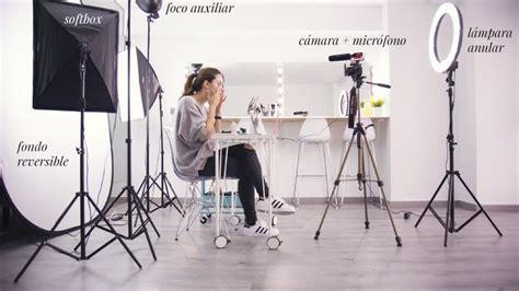 Post técnico: Iluminación, cámara, edición   Makeupzone ...
