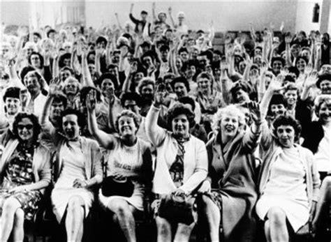 Post World War II: 1946 1970 | Striking Women