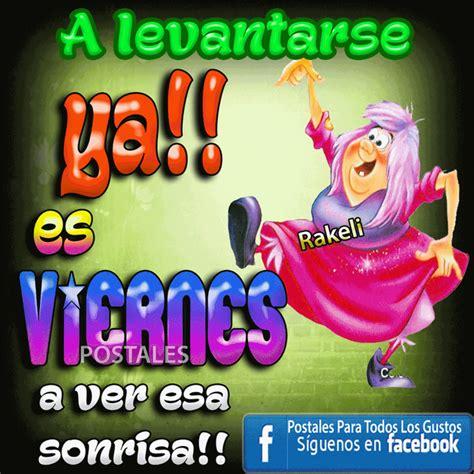 Postales Para Compartir.: YA ES VIERNES!!   Saludo de viernes