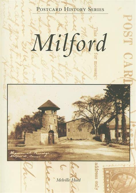 Postcard History: Milford  Paperback    Walmart.com ...