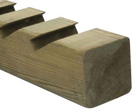 Poste de madera 9x200 cm Ref. 18772271   Leroy Merlin