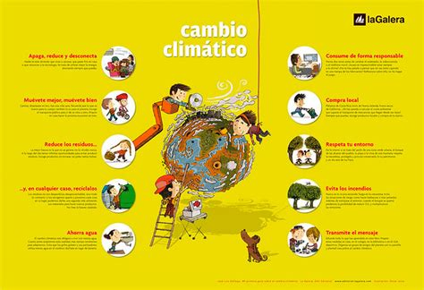 Póster de aula  Cambio climático  para primaria   Flickr ...